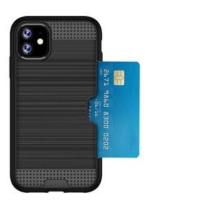 Accessories - iPhone 11 Card Holder Slot Case